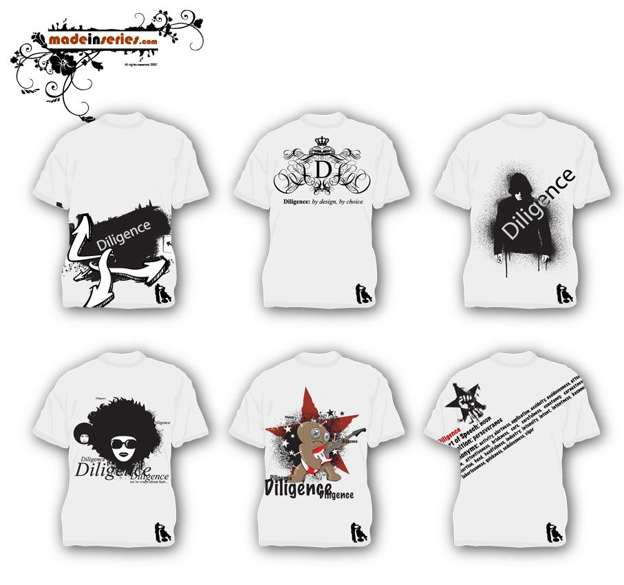 branding-diligence-tshirts