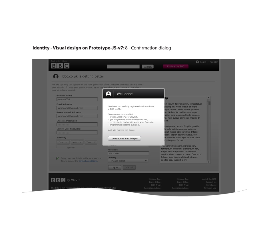 iDentity-migrationPg-wellDone-visualDesign