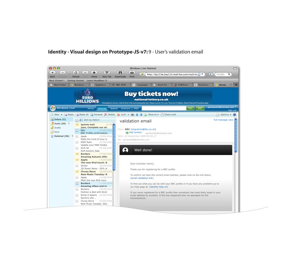 iDentity-validationEmail-visualDesign